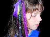 <br/><b>Fun Hair Extensions</b>